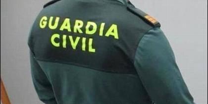 Un guardia civil