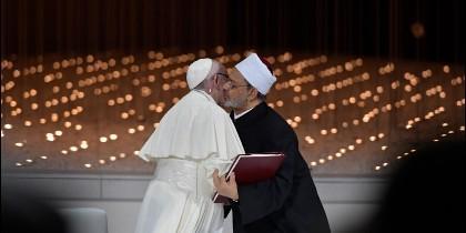 El Papa y el gran imán