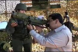 El dictador venezolano, Nicolás Maduro