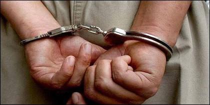 Delito, crimen, pena, robo y justicia.