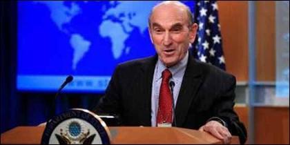 Elliott Abrams, encargado norteamericano para la crisis de Venezuela.