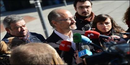Luis Fuentes, portavoz de Ciudadanos en Castilla y León