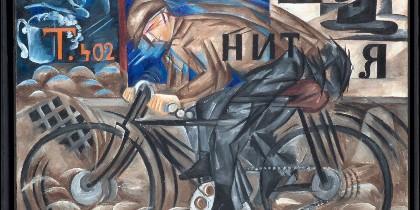 De Chagall a Malévich: el arte en revolución - Fundación Mapfre