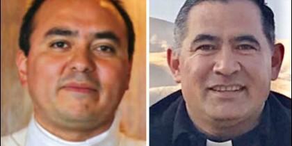 Carlos Enrique Samaniego López y Salvador González Morales, nuevos auxiliares de la arquidiócesis de México