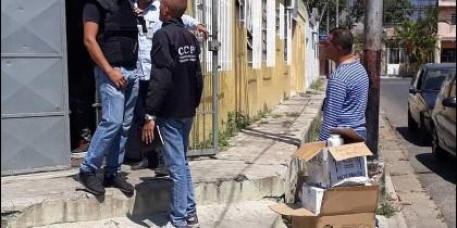 Allanamiento de una ONG que ayuda a pacientes con VIH en Venezuela