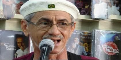 El cantante brasileño Zé Vicente