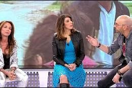 María Patiño, Paz Padilla y Diego Arrabal  (Telecinco)