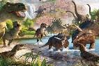 Los dinosaurios.