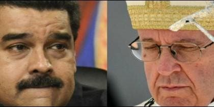 Maduro y el Papa