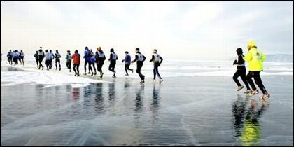Maratón del Baikal