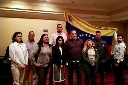 La nueva delegación diplomática venezolana en Costa Rica
