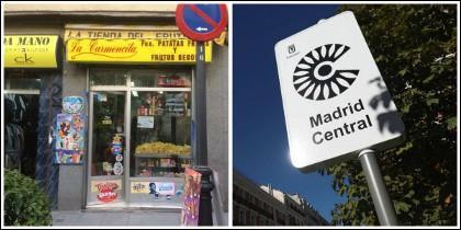 La Carmencita y Madrid Central