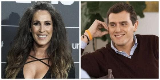 Albert Rivera y Malú,