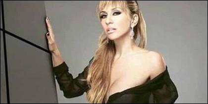 La cantante puertorriqueña Noelia
