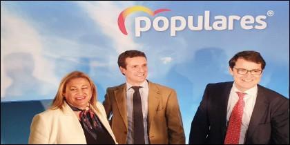 Visita a Soria del Presidente del Partido Popular, Pablo Casado