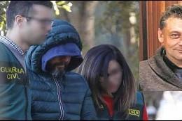 Detención de Pedro Luis Nieva, el inductor del asesinato de Ardines.