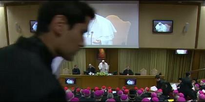 Inauguración de la cumbre antipederastia