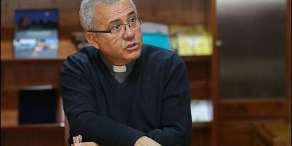 José Fuentas, secretario adjunto CEB