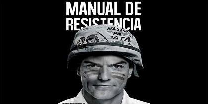 Uno de los memes sobre 'Manual de resistencia', el libro de Pedro Sánchez.