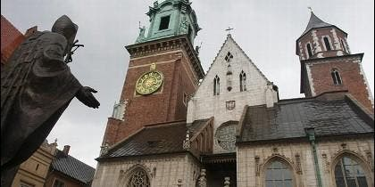 Catedral Wawel. Cracovia (Polonia)