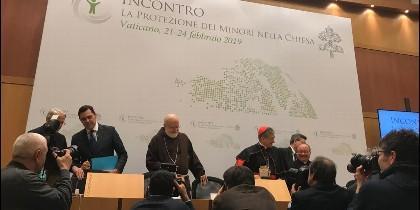 El presidente de la comisión antipederastia vaticana reaparece con un claro mensaje de colegialidad