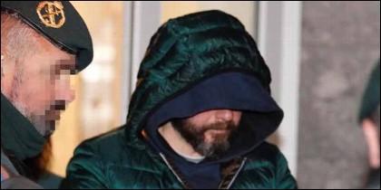Pedro Nieva, presunto inductor del asesinato de Javier Ardines.