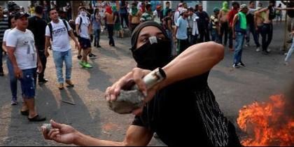 Disturbios en la frontera Venezuela-Colombia