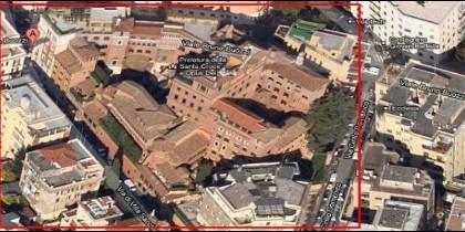Sede central del Opus Dei en Roma