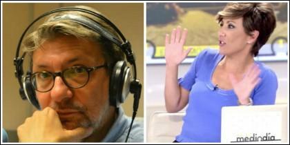 Ignacio Camacho y Sonsoles Ónega