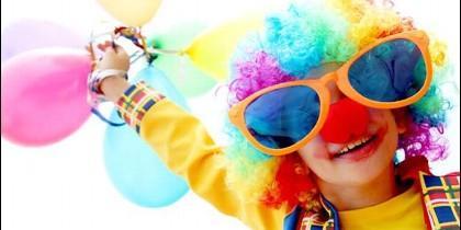 Un niño en Carnaval