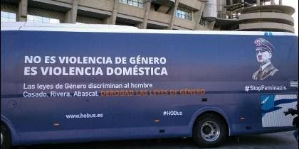 Autobús de Hazte Oir