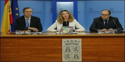 Alicia García, Consejera de Familia e Igualdad de Oportunidades