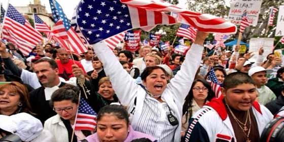 Hispanos en EEUU