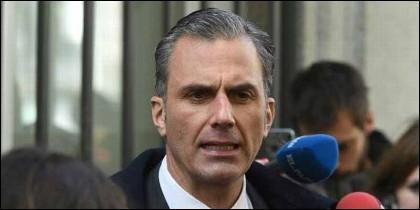 Javier Ortega Smith (VOX).