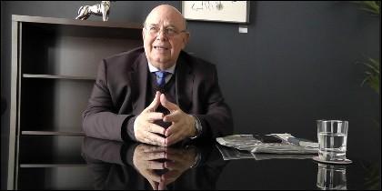 Antonio Ecarri, embajador de Juan Guaidó en España