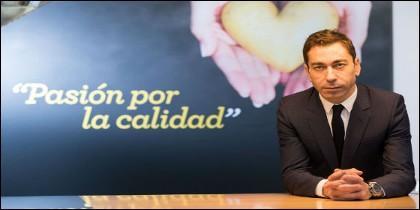 Javier Meléndez, gerente de Patatas Meléndez