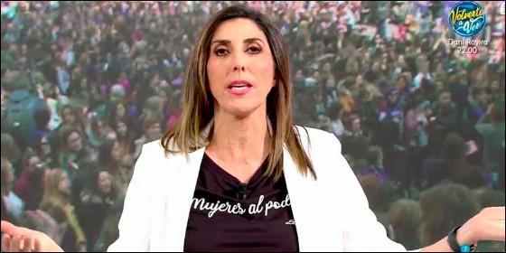 La promesa de Paz Padilla a sus fans que `abochorna` a su madre y su hija
