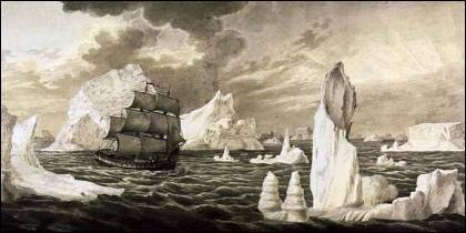 El navío San Telmo.