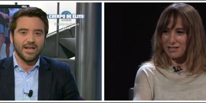Javier Negre y Ana Pardo de Vera.