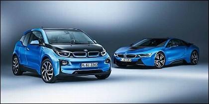 BMW 'i': así será la gama de coches eléctricos BMW.