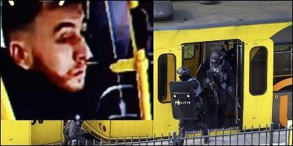 El terrorista turco Gökman Tanis, autor del ataque al tranvía de Utrech.