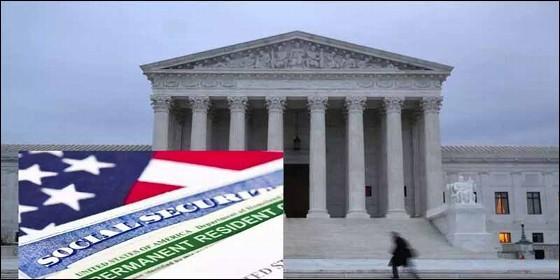 La Corte Suprema de EEUU y el número de la Seguridad Social.