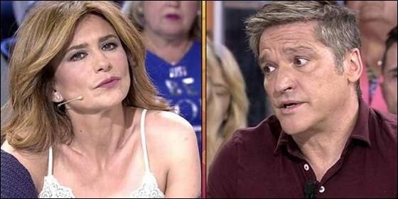 Gemma López y Gustavo González.