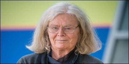 La matemática estadounidense y Premio Nobel, Karen Uhlenbeck.