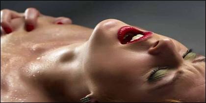 Sexo, placer, orgasmo, coito y erotismo.