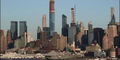 Nuevos rascacielos de Nueva York