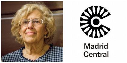 Manuela Carmena y Madrid Central
