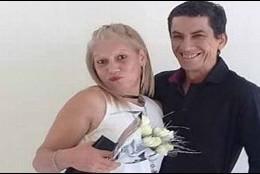 Leonor Báez (50) quiso hacer pasar por suicidado al marido, Héctor Eduardo Ramírez (44).