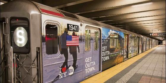 Metro de la ciudad de Nueva York