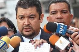 El abogado Roberto Marrero, jefe del despacho de Juan Guaidó